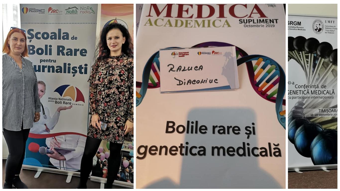 Conferința de Genetică 2019