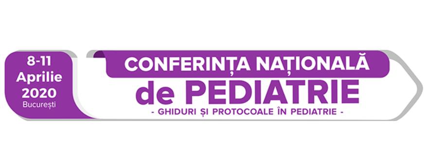 Conferința Națională de Pediatrie 2020